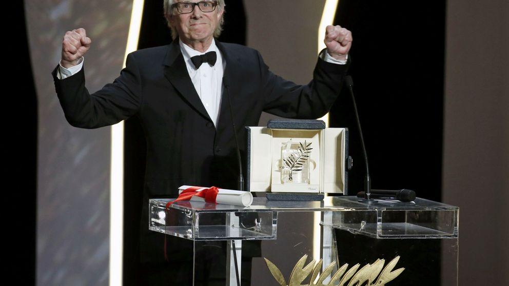 Loach gana su segunda Palma de Oro en Cannes y carga contra la austeridad