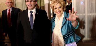 Post de Rahola, la favorita de Puigdemont para ser la próxima alcaldesa de Barcelona