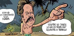 Post de Bigote, Pinochet y el Palacio de la Moneda (y timbre)
