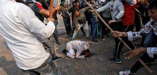 Post de La 'cacería' de musulmanes del nacionalismo hindú deja escenas dantescas en India