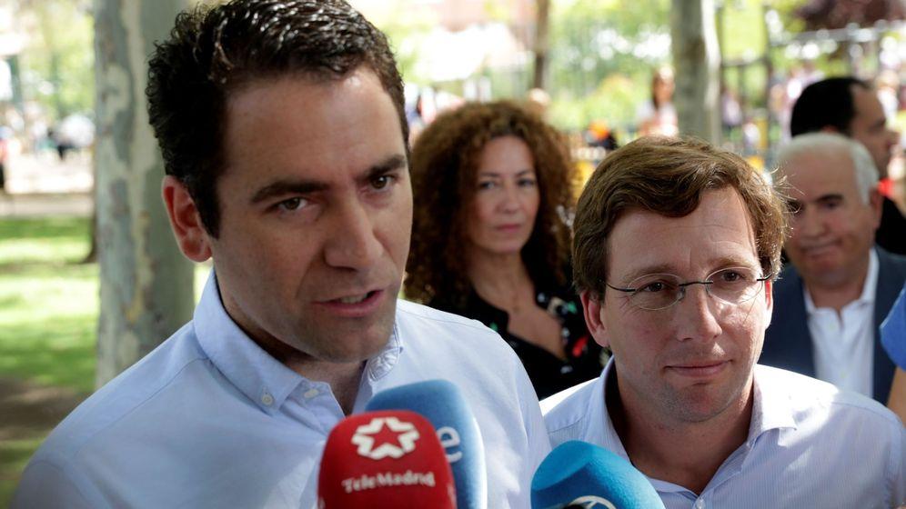 Foto: Teodoro García, en una imagen de archivo. (EFE)