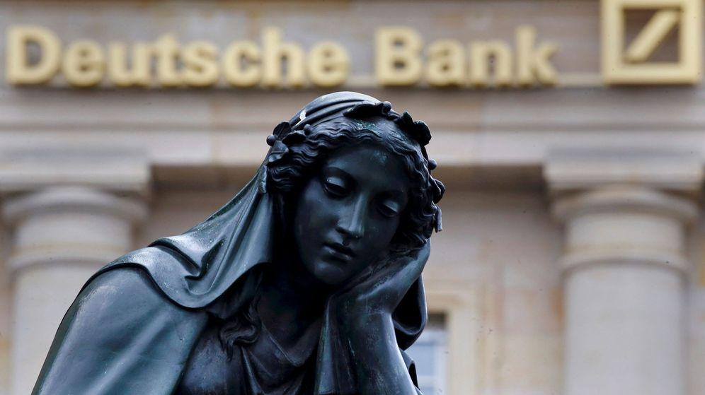 Foto: Sede de Deutsche Bank en Fráncfort (Reuters)