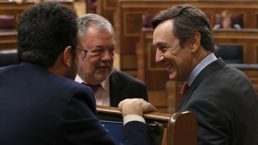 La reforma de la ley de estabilidad sale adelante con el respaldo del PSOE
