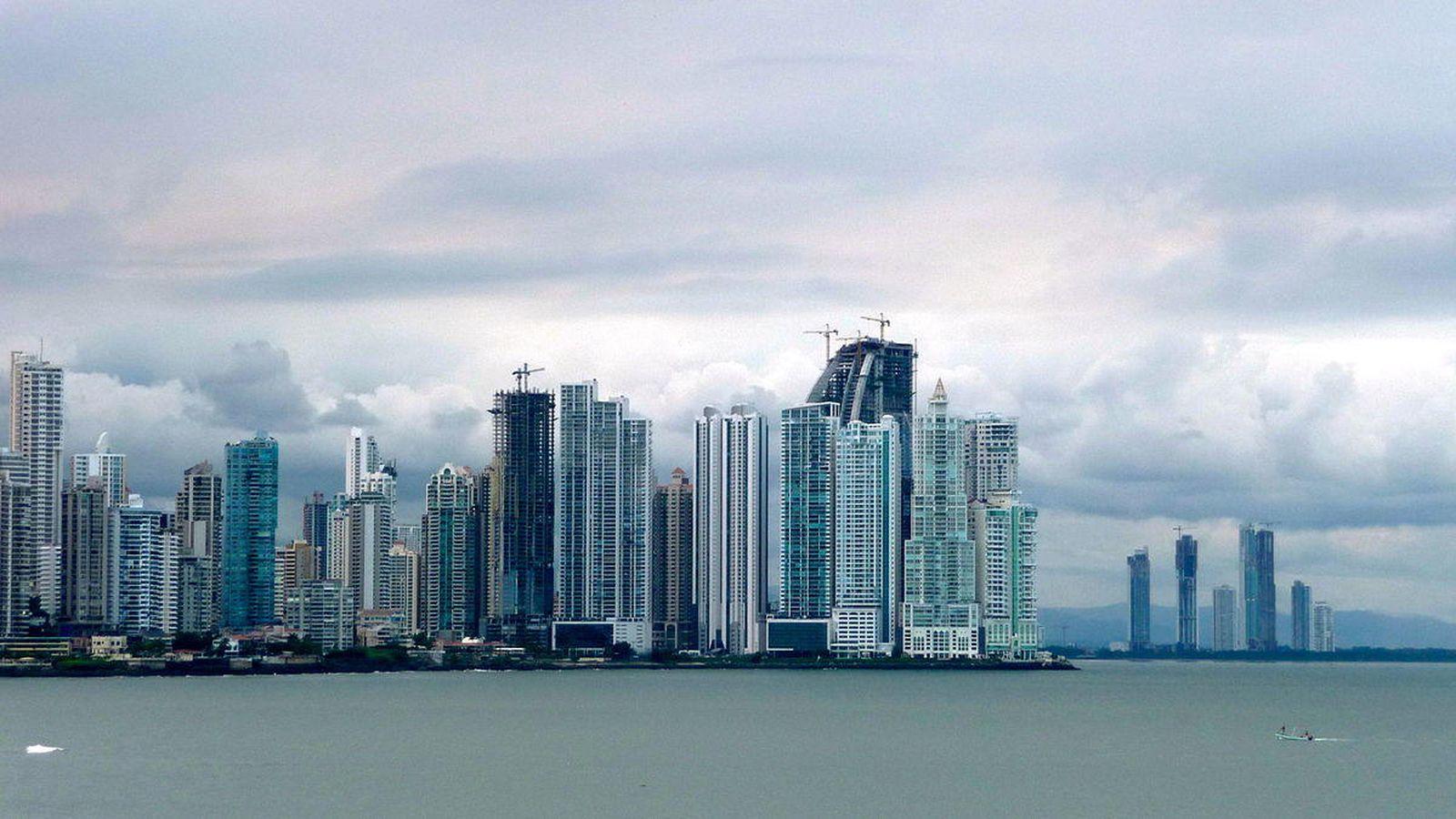 Foto: Skyline de la ciudad de Panamá (CC/Nico2panama)