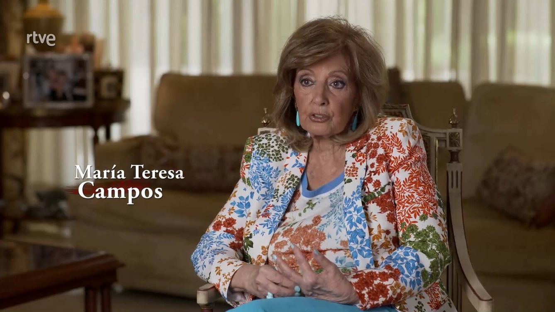 El vibrante mensaje de María Teresa Campos a Rocío Carrasco en 'Lazos de sangre'