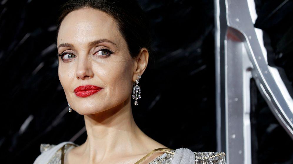 Foto: Angelina Jolie, durante la première de 'Maléfica' en Londres. (Reuters)