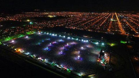 Al menos dos muertos por una avalancha en un concierto en Argentina