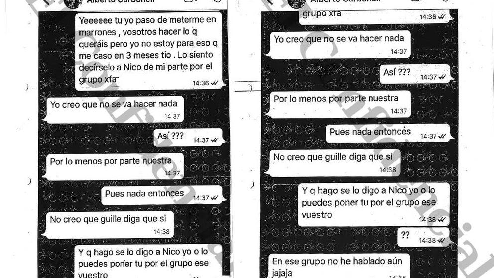 Los comprometedores mensajes de WhatsApp en las cloacas del fútbol