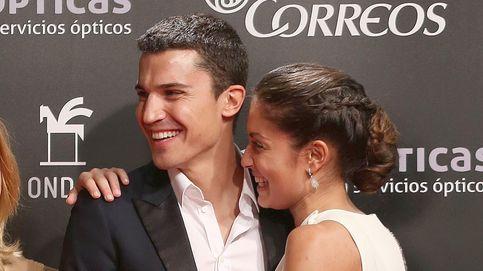 Twitter - Álex González e Hiba Abouk, cita para dos con 'El Príncipe'