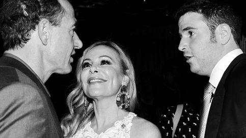 Los reyes Felipe y Letizia y los eméritos dan el pésame a Ana Obregón y Lequio