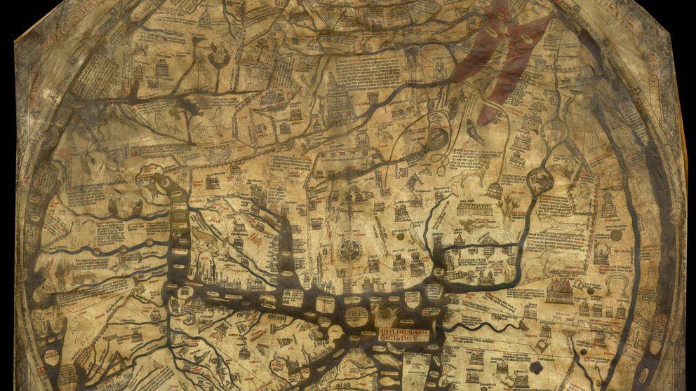 Los misterios del mapa medieval más antiguo