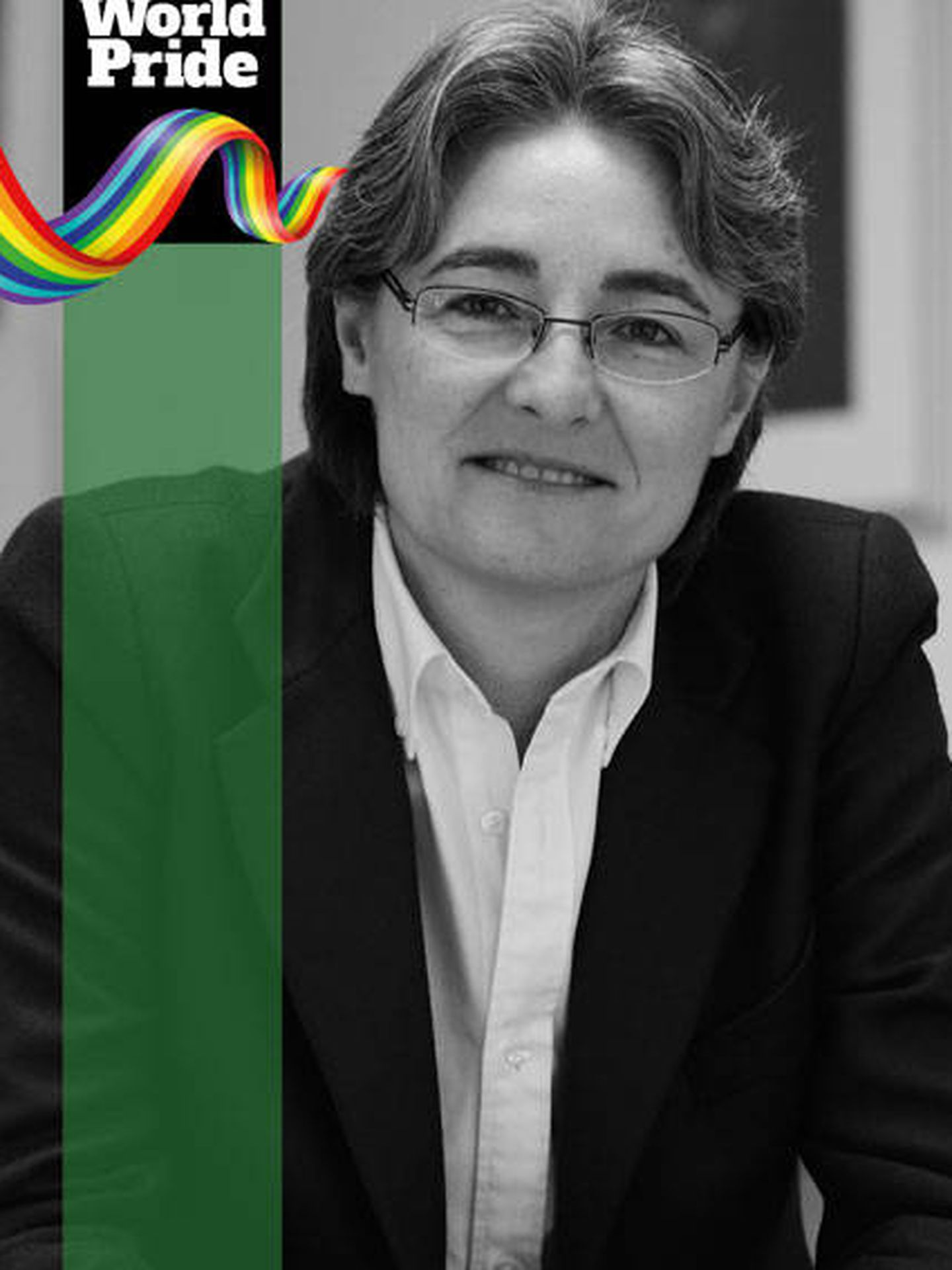 Orgullo LGTBI 2017: Marta Higueras.
