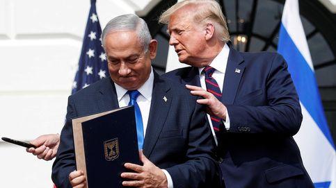 Netanyahu se reunió en secreto con el príncipe Bin Salman, algo que Riad niega