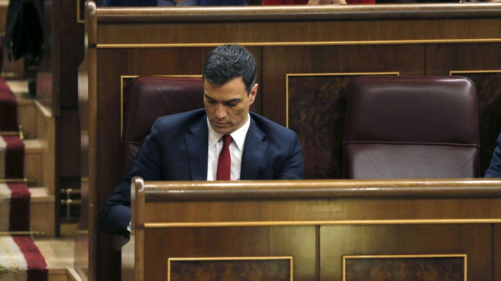 Pedro Sánchez fracasa en la segunda votación de investidura