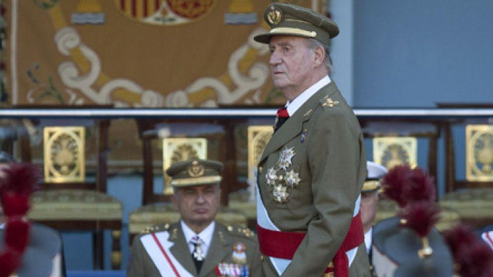El círculo 'tormentoso' del Rey Juan Carlos