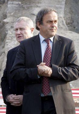 Foto: La UEFA, a punto de 'quitarle' la Eurocopa de 2012 a Ucrania