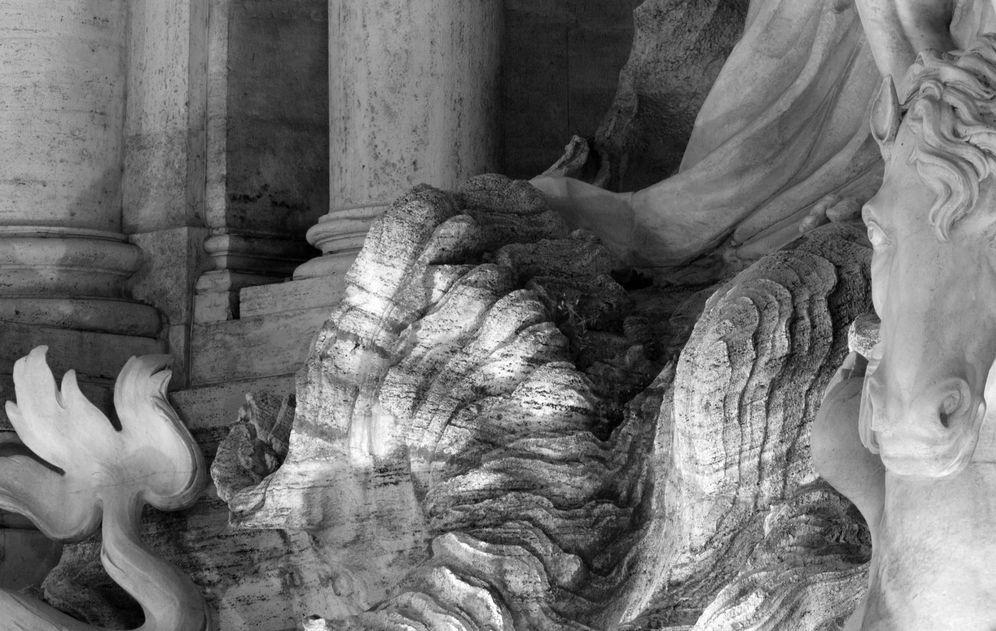 Foto: 'Sin título (de la serie 'Trevi. Roma')', Martín Blázquez, 2011.