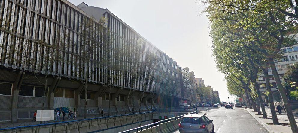 Foto: Edificio del número 26 de la calle Ríos Rosas