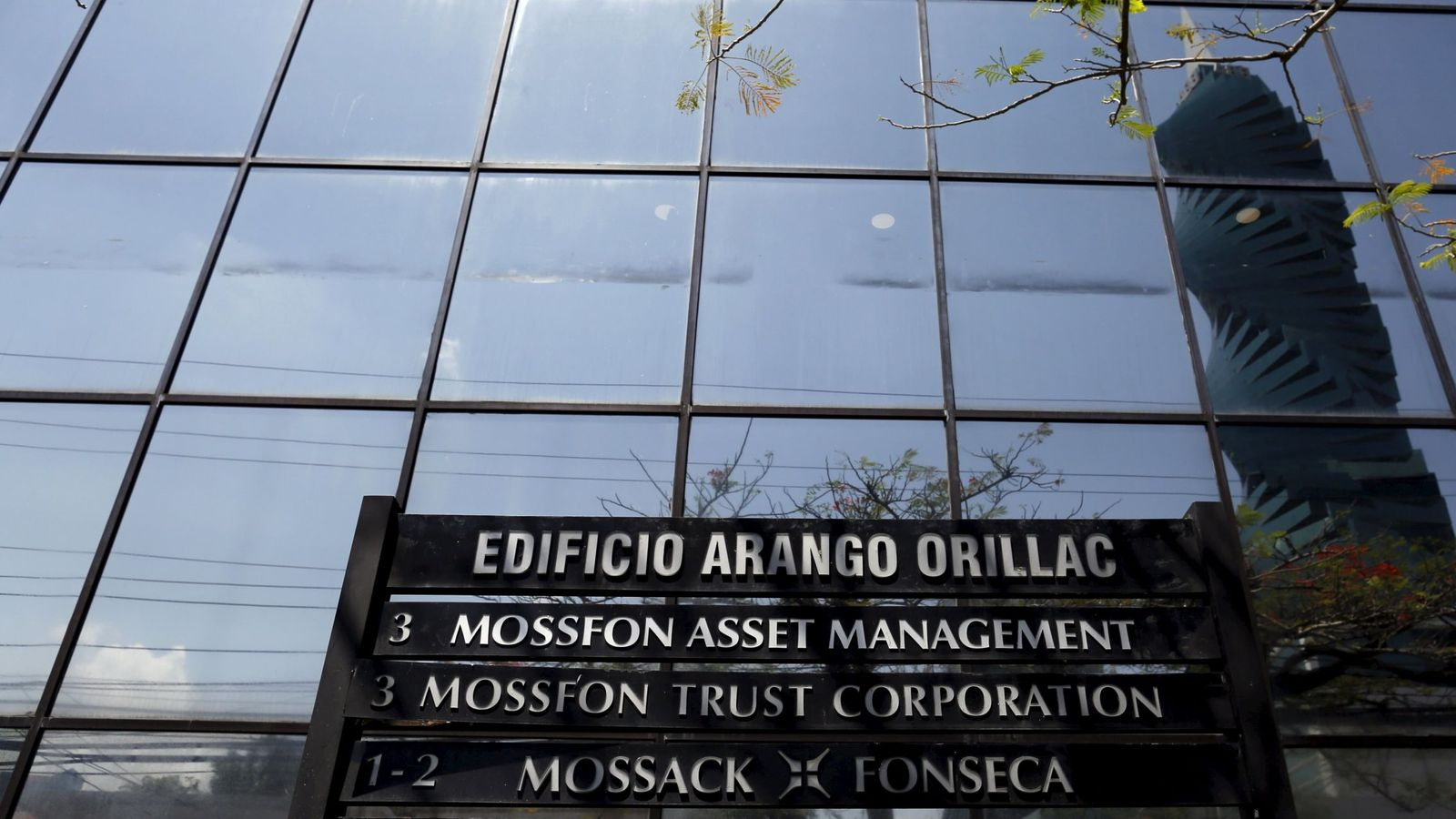 Foto: Los despachos de la firma de abogados Mossack Fonseca. (Reuters)