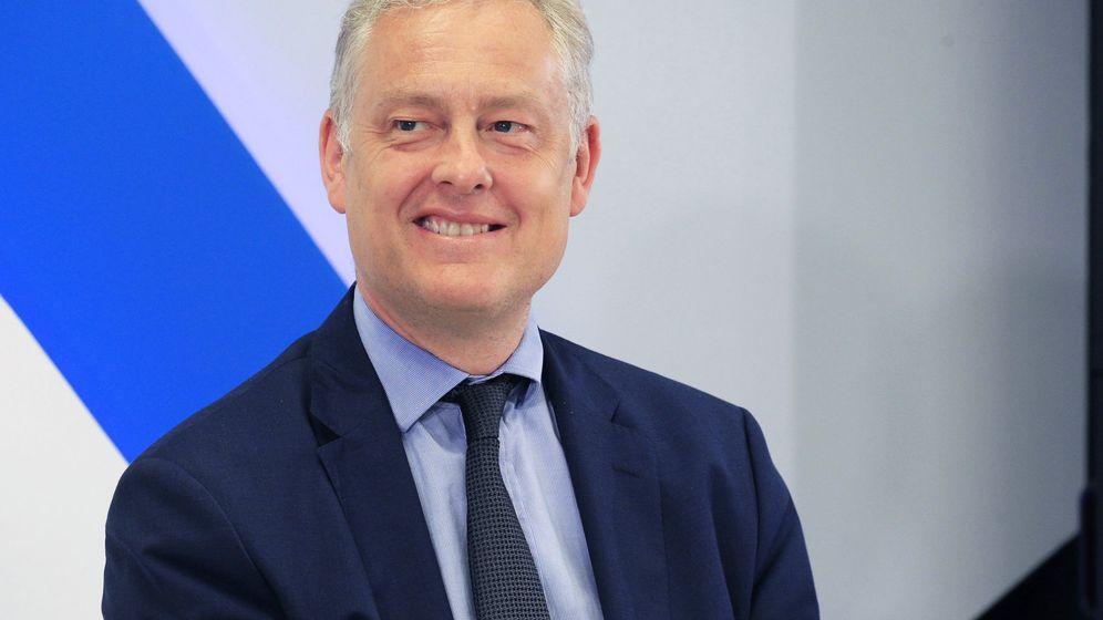 Foto: El embajador del Reino Unido en España, Simon Manley. (EFE)