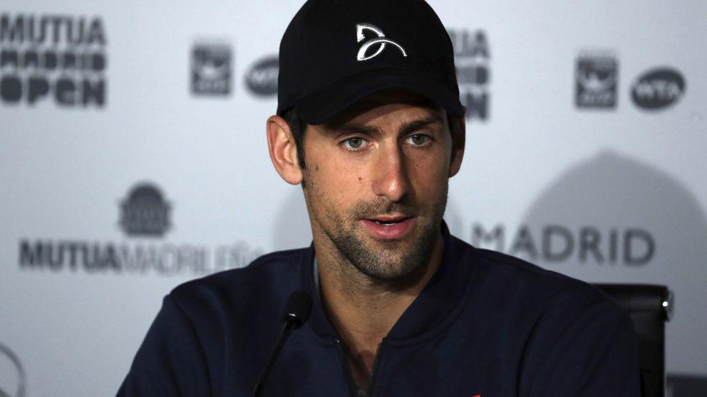 Paz, amor y renovación: así intenta Novak Djokovic volver a lo más alto