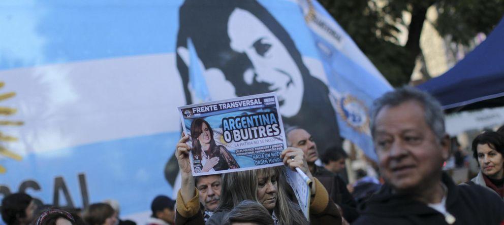 La banca americana 'buitrea' en Argentina tras el pelotazo de JP Morgan con Repsol
