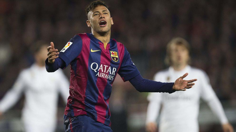 Neymar y su mensaje de WhatsApp que acabó con un revelador ¡Hala Madrid!