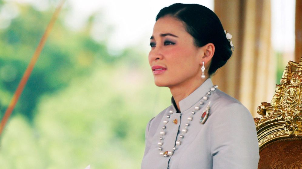 Foto: La reina Suthida, en una imagen de archivo. (Reuters)