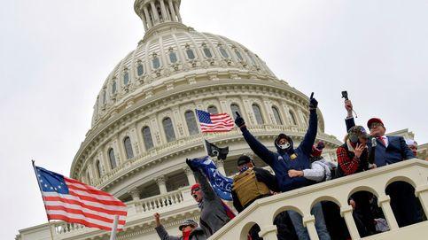 ¿Fue el asalto al Capitolio una amenaza a la democracia? Qué creen los votantes de EEUU