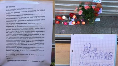 """""""Pensaremos en ti con cada vermú"""": los homenajes a Casto en El Palentino"""