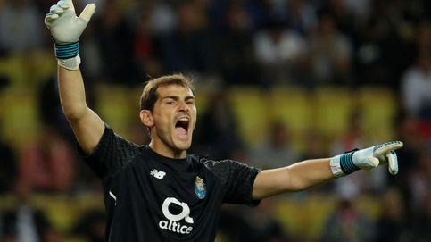 El entrenador del Oporto: Casillas se entrenó por debajo de las exigencias