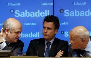 La cúpula directiva del Sabadell se queda sin aguinaldo por segunda vez