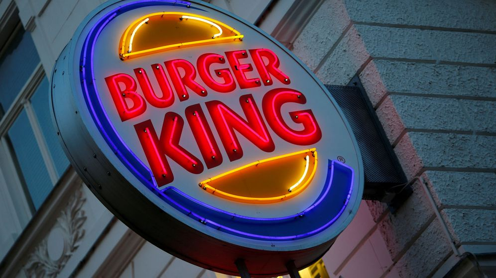 Foto: El logo de Burger King. (Reuters)