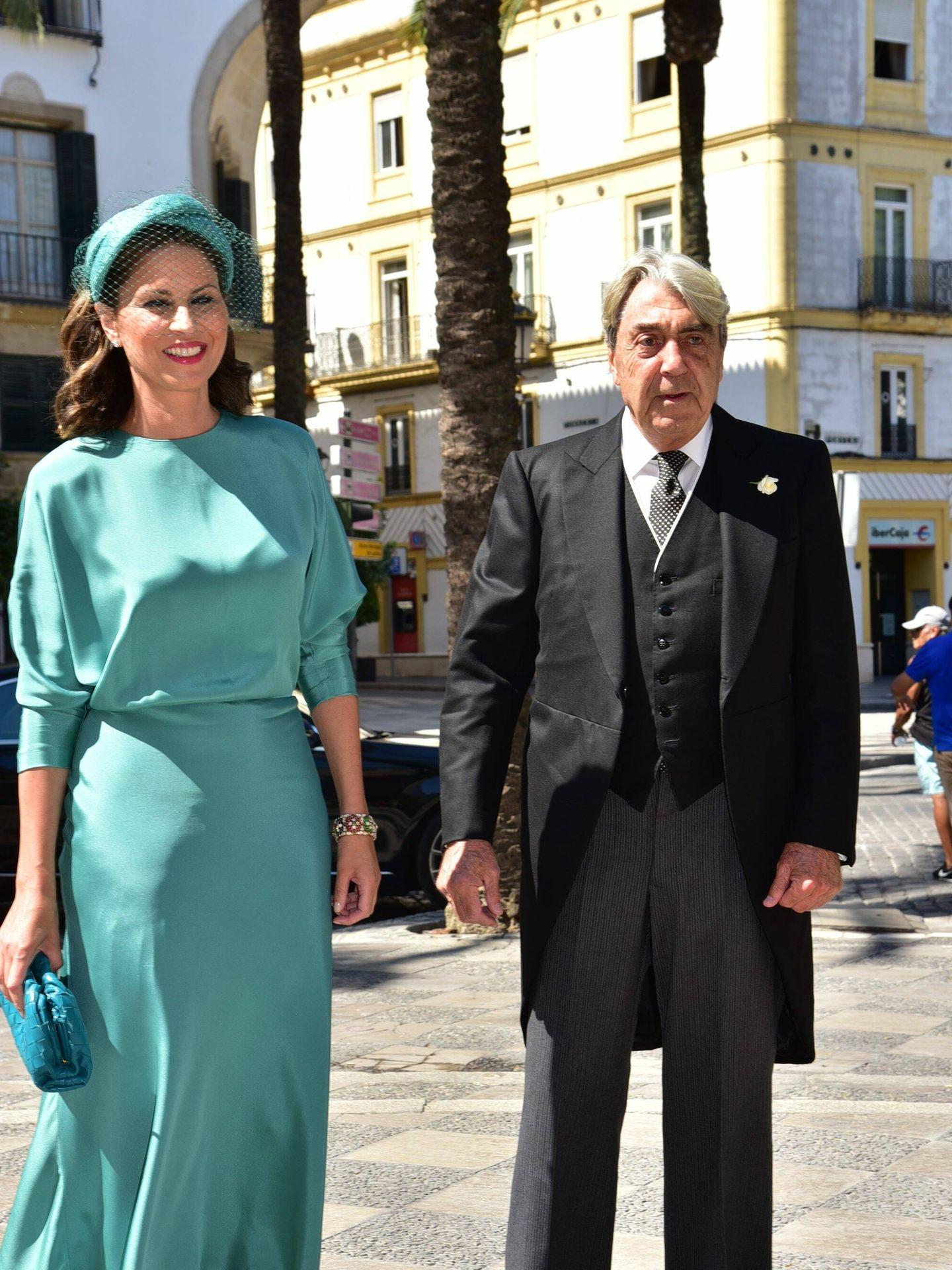Elena Cue y Alberto Cortina. (CP)