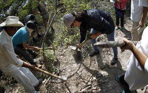 Civiles en armas contra la corrupción y el crimen: los buscadores de fosas de México