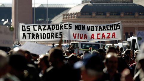 Miles de personas participan en Madrid en la marcha en defensa del medio rural