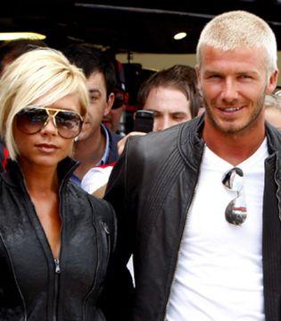Foto: A Beckham le desvalijan la casa y lo venden todo en eBay