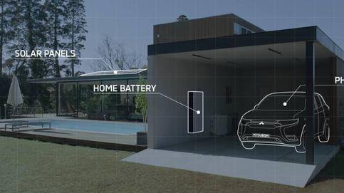 El invento que te permitirá almacenar y compartir energía entre tu coche y tu casa