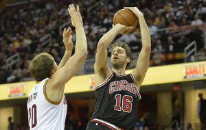 Gasol es 'Mister doble-doble', pero los Bulls caen otra vez en el Oeste