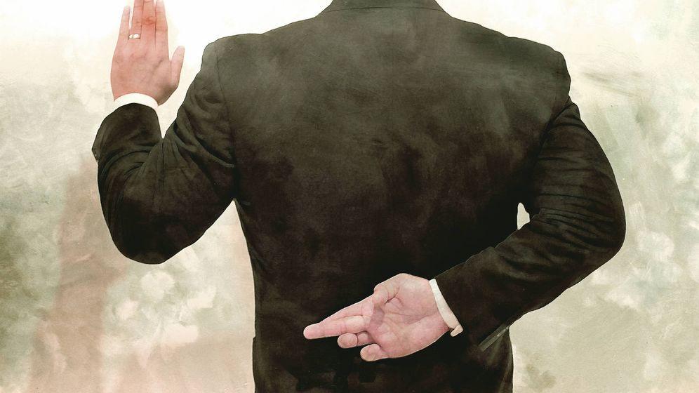 Foto: Puedes engañar a los demás, pero no a ti mismo. (iStock)