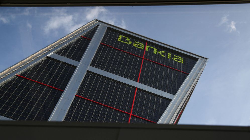 Foto: Sede de Bankia