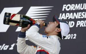 La Fórmula 1, un Monte Fuji duro de escalar para los pilotos japoneses