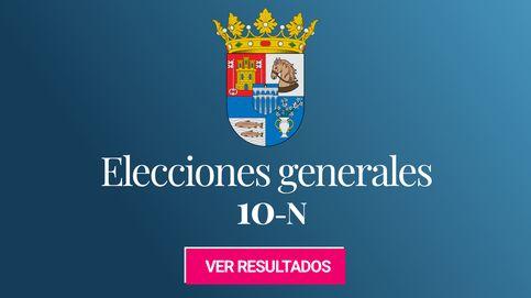 Resultado de las elecciones generales: triple empate en la provincia de Segovia