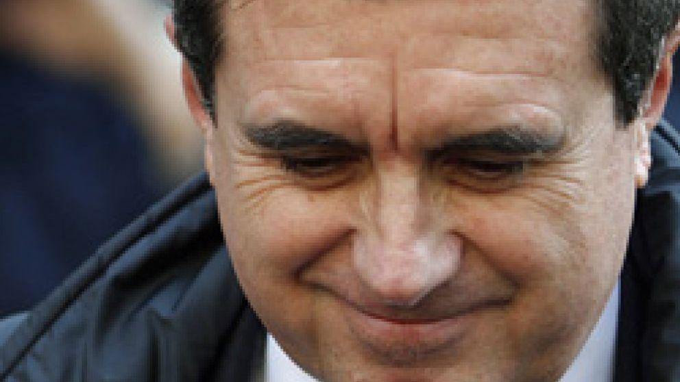 Jaume Matas se declara insolvente a un día de celebrarse la subasta de su palacete