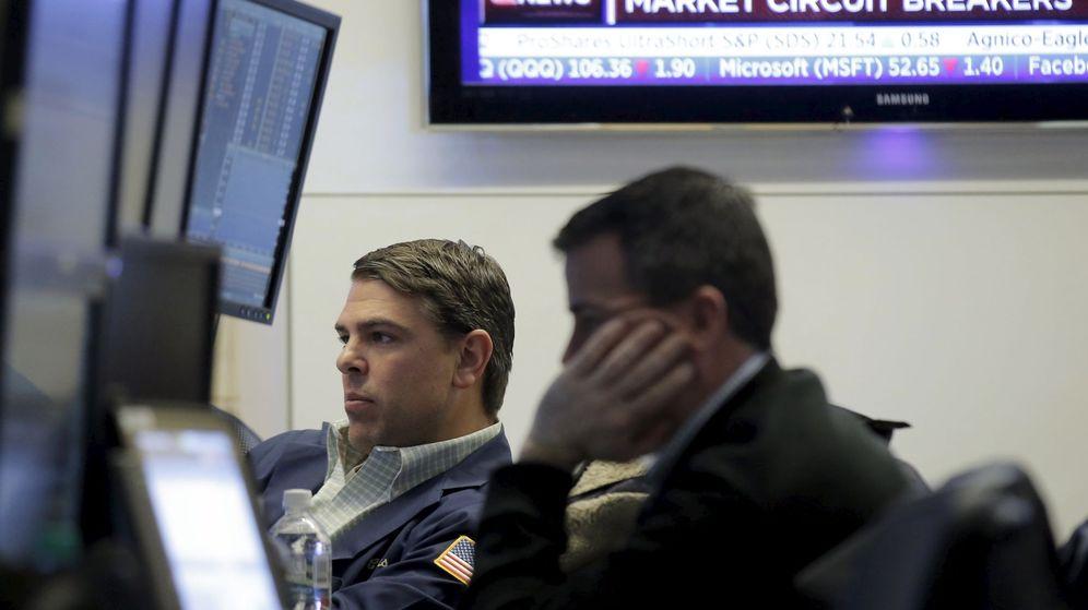 Foto: Traders en Wall Street. (Reuters)