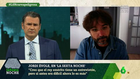 Évole, muy tajante en 'La Sexta Noche' contra los políticos: Que se vayan todos