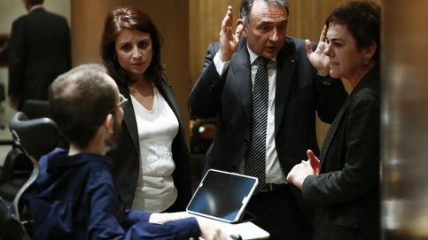 UP obligará al PSOE a retratarse pidiendo en el Congreso que el CIS pregunte sobre el Rey