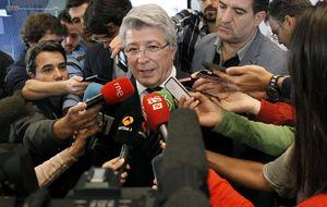 Cerezo se lava las manos: Ha sucedido muy lejos del Calderón