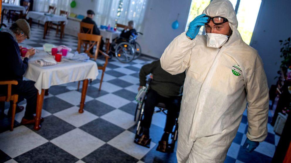 Madrid registra 218 casos de coronavirus en las residencias tras realizar 6.000 test rápidos
