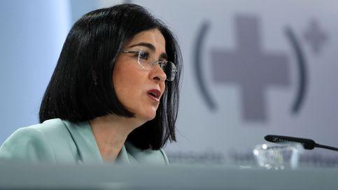 Sanidad y las CCAA aplazan la decisión de relajar el uso de la mascarilla en exteriores